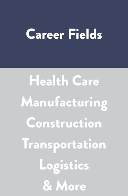 Career Fields of Listing