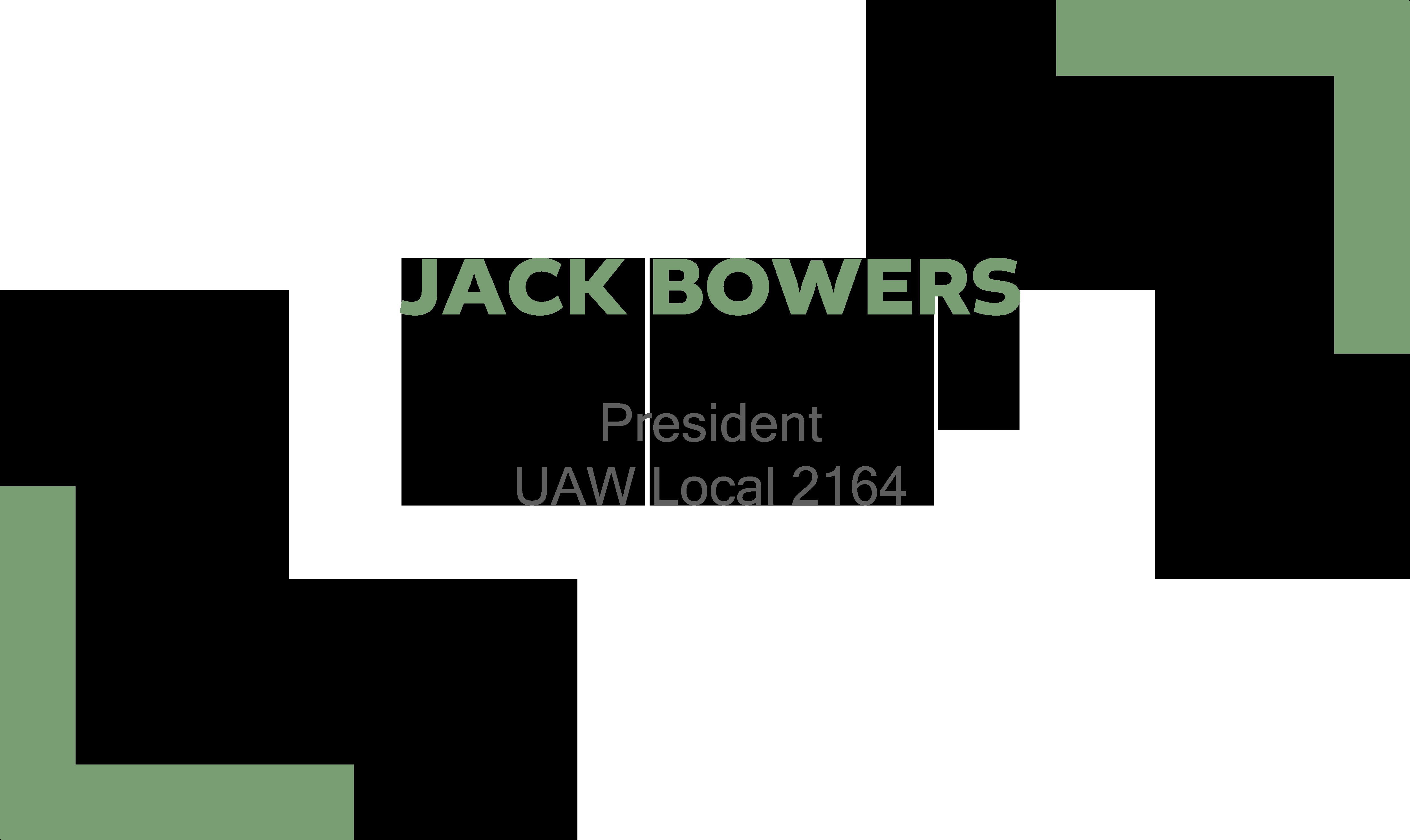 JACK BOWERS